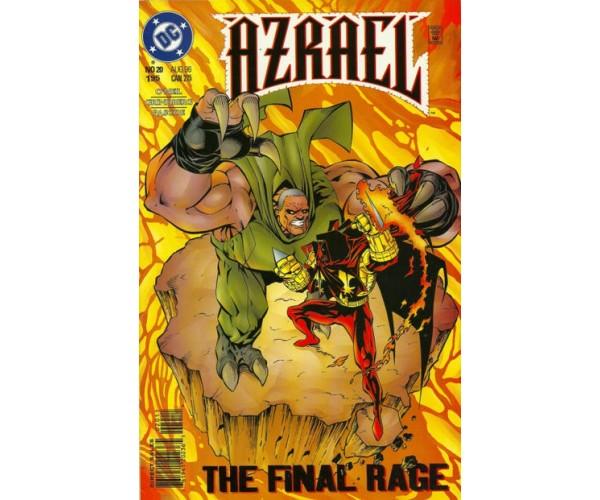 Azrael #20