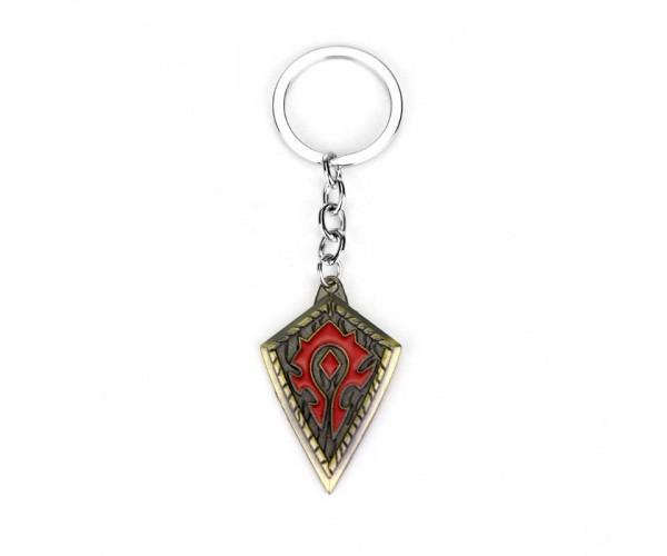 Брелок Орда Варкрафт Warcraft