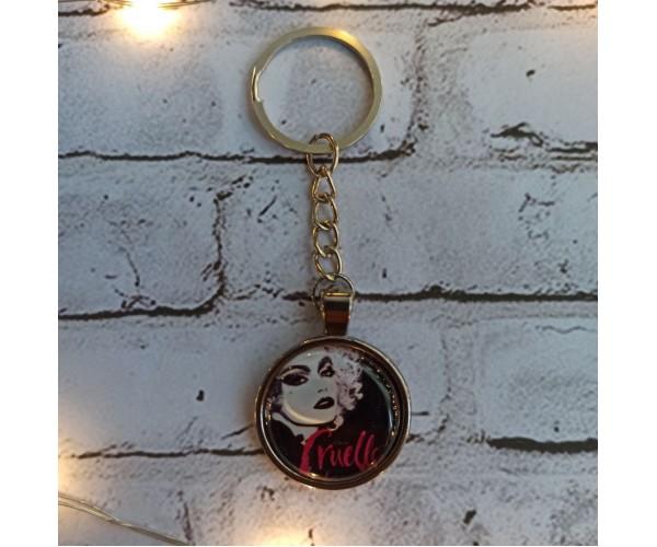 Брелок Круелла Cruella D25