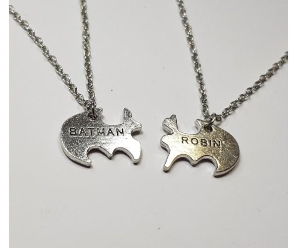 Кулон для двох - Бетмен