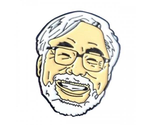Брошка Хаяо Міядзакі