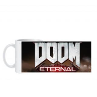 Чашка Doom Eternal