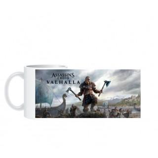 Чашка Assassin's Creed Valhalla