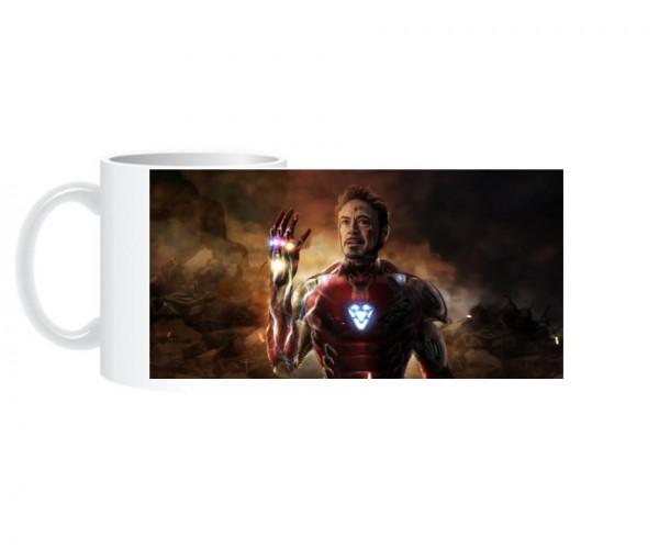 Чашка Я Залізна Людина