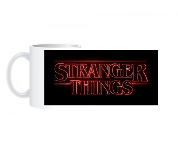 Чашка Stranger Things 04