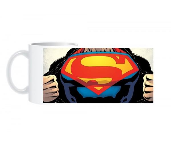 Чашка Супермен 03
