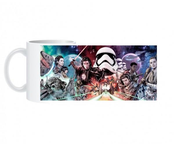 Чашка Зоряні Війни 09