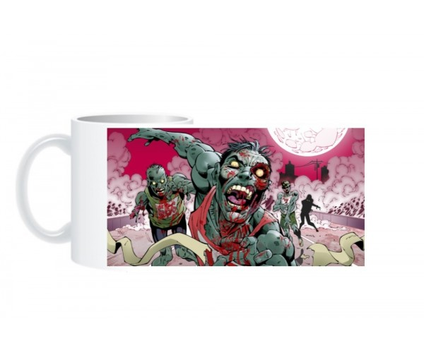Чашка Зомбі