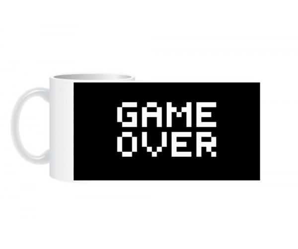 Чашка Game Ower 02