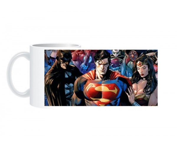 Чашка Ліга Справедливості 02