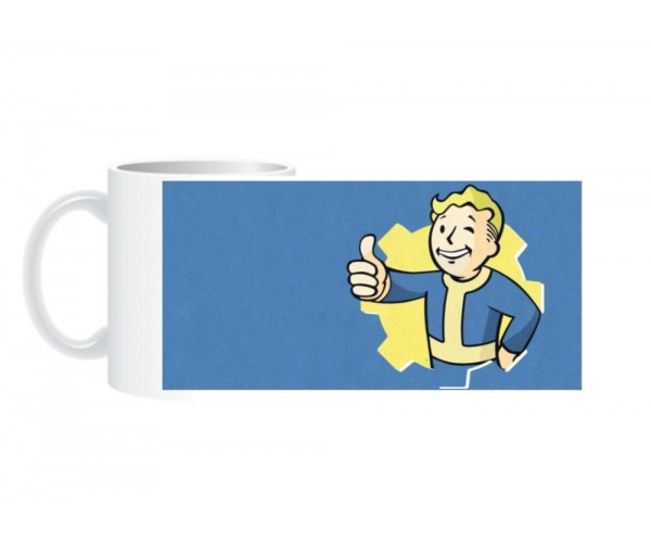 Чашка Fallout 05