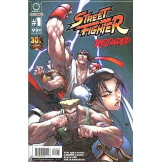 Street Fighter Reloaded #1