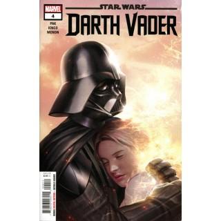 Star Wars Darth Vader #4 Cover A Regular Inhyuk Lee Cover
