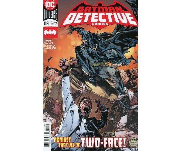 Detective Comics Vol 2 #1021 Cover A Regular Brad Walker & Andrew Hennessy Cover