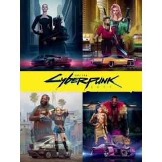 Світ гри Cyberpunk 2077
