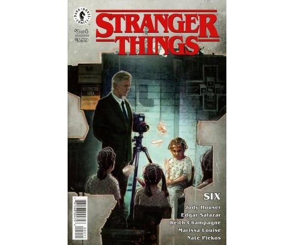 Stranger Things Six #2