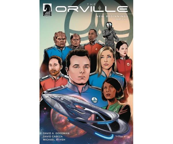 Orville #1 New Beginnings Part 1