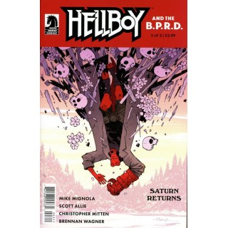 Hellboy And The BPRD Saturn Returns #3