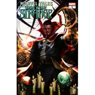 Marvel Tales Doctor Strange #1 Cover A Regular Inhyuk Lee Cover