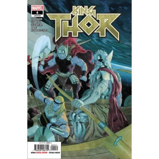 King Thor #4 Cover A Regular Esad Ribic Cover