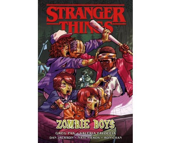 Stranger Things Zombie Boys Vol 1 TP