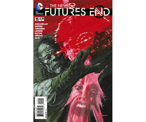 New 52 Futures End #15