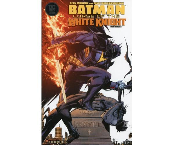Batman Curse Of The White Knight #8 Cover A Regular Sean Murphy Cover