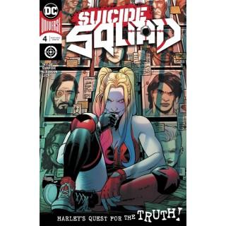 Suicide Squad Vol 5 #4 Cover A Regular Bruno Redondo Cover