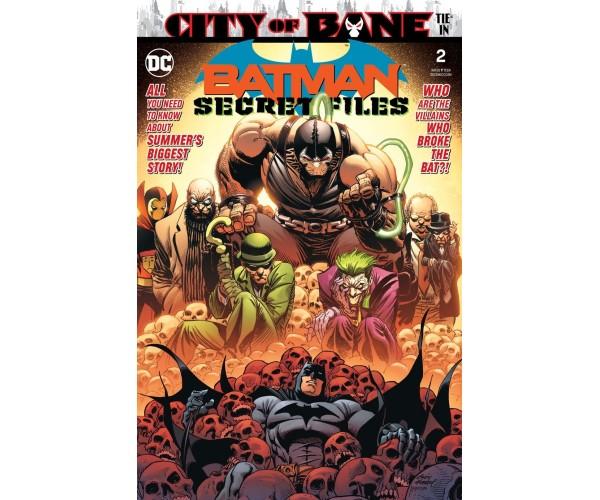Batman Secret Files Vol 2 #2