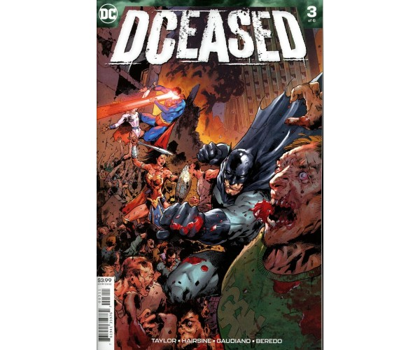 DCeased #3 Cover A