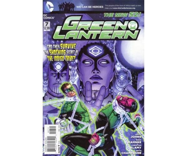 Green Lantern Vol 5 #7 Cover A Regular Doug Mahnke Cover