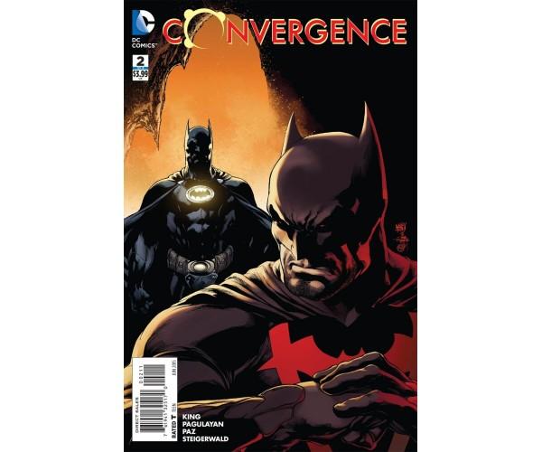 Convergence #2 Cover A Regular Ivan Reis Cover