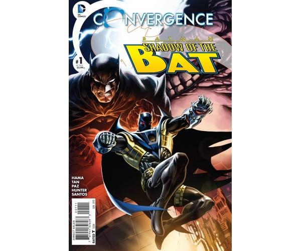 Convergence Batman Shadow Of The Bat #1 Cover A Regular Philip Tan Cover