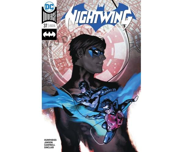 Nightwing Vol 4 #37 Cover B Variant Yasmine Putri Cover