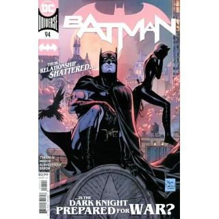 Batman Vol 3 #94 Cover A Regular Tony S Daniel Cover