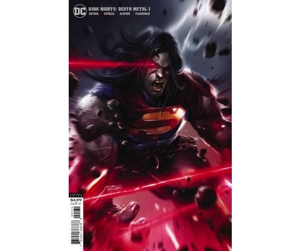 Dark Nights Death Metal #1 Cover C Variant Francesco Mattina Superman Cover