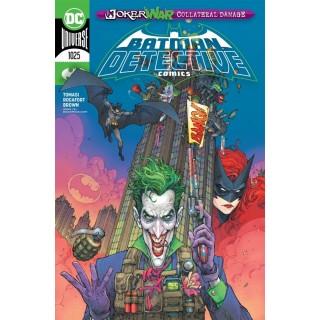 Detective Comics Vol 2 #1025 Cover A Regular Kenneth Rocafort Cover (Joker War Tie-In)