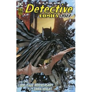 Detective Comics Vol 2 #1027 Cover A Regular Andy Kubert Wraparound Cover