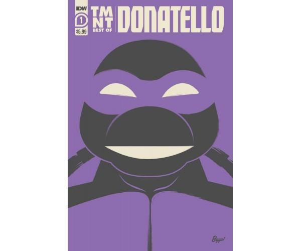 Teenage Mutant Ninja Turtles Best Of Donatello