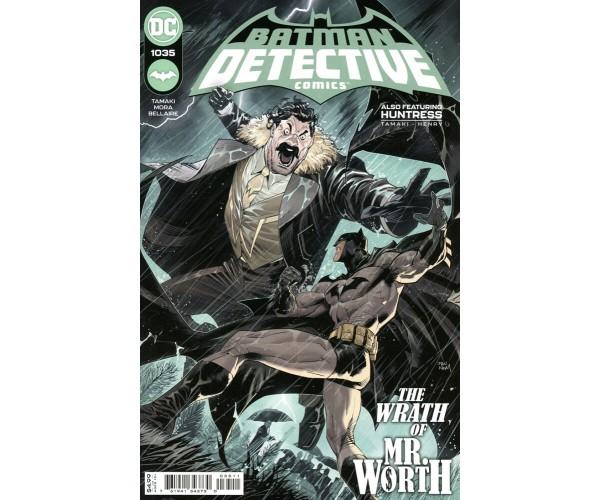 Detective Comics Vol 2 #1035 Cover A Regular Dan Mora Cover