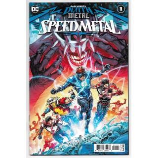 Dark Nights: Death Metal Speed Metal #1