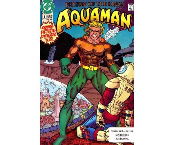 Aquaman Vol 2 #1
