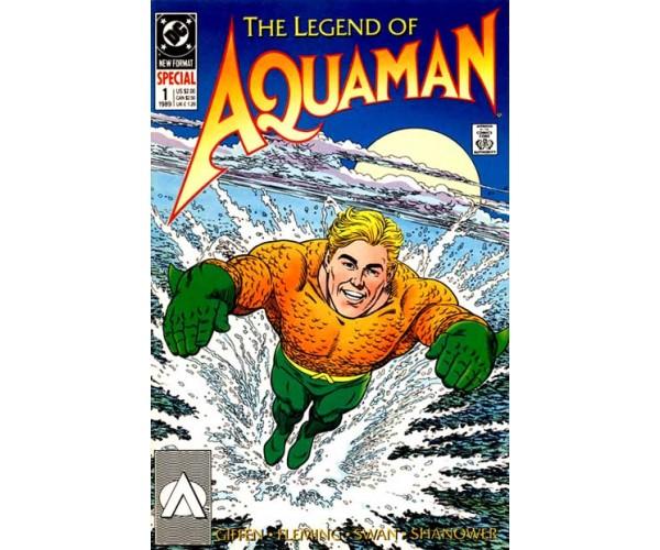 The Legend of Aquaman Vol. 1 #1