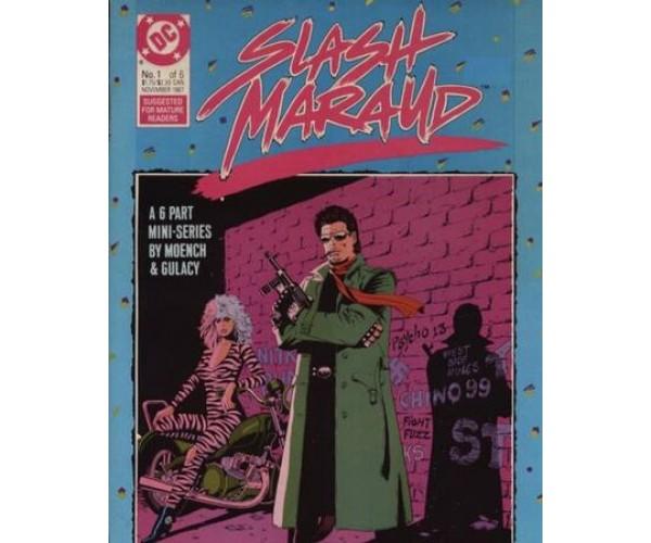 Slash Maraud #1