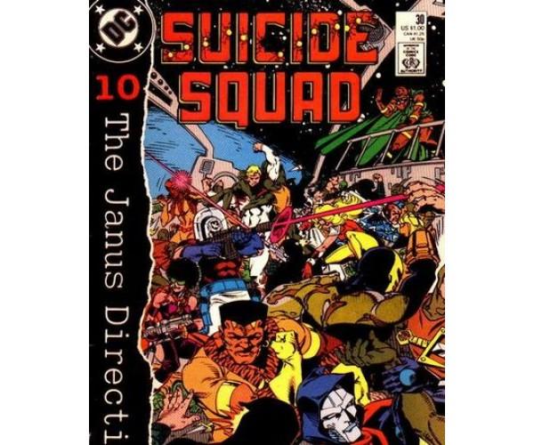 Suicide Squad Vol. 1 #30