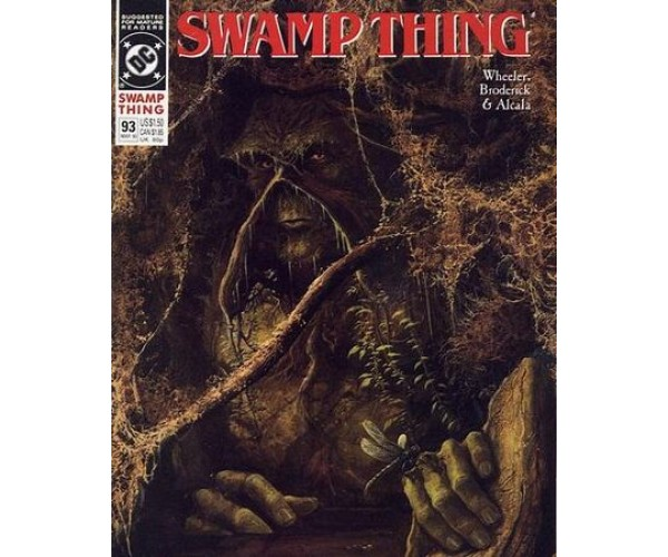 Swamp Thing Vol 2 #93