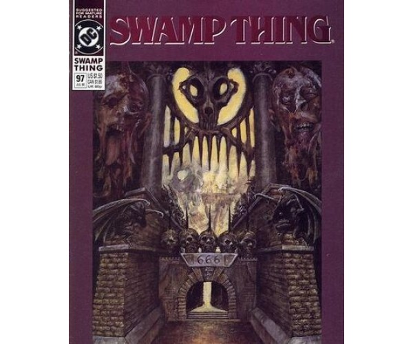Swamp Thing Vol 2 #97