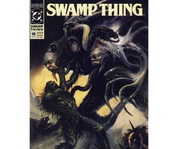 Swamp Thing Vol 2 #98