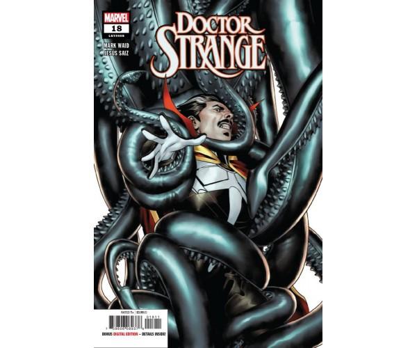 Doctor Strange Vol 5 #18 Cover A Regular Jesus Saiz Cover