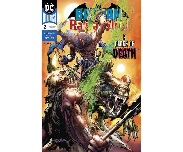 Batman vs Ras Al Ghul #2